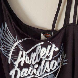 Harley Davidson sexy 3 strap